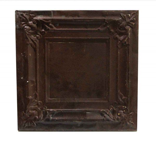 Tin Panels - Brown Cove Antique Tin Panel Painting