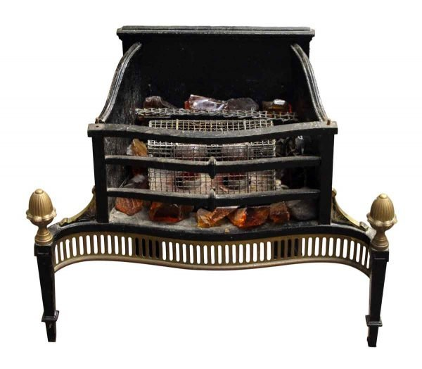 Tool Sets - Salvaged Fireplace Insert from The Waldorf Astoria