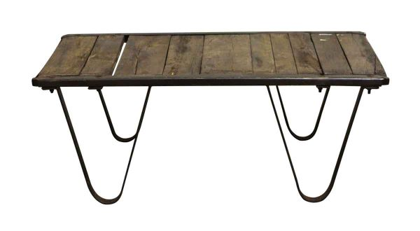 Altered Antiques - Handmade Coffee Table with Pallet Top