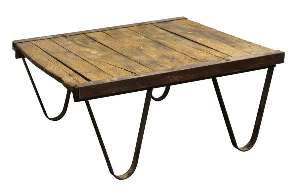 Altered Antiques - Handmade Pallet Top Coffee Table