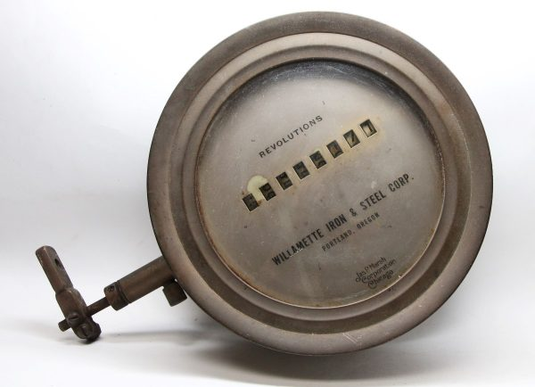 Electronics - Willamette Iron & Steel Corp. Meter