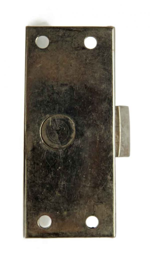 Other Cabinet Hardware - Antique Cabinet Mortise Catch