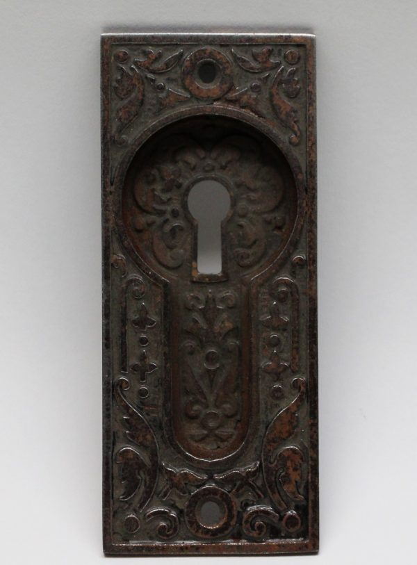 Pocket Door Hardware - Sargent Cast Iron Pocket Door Plate