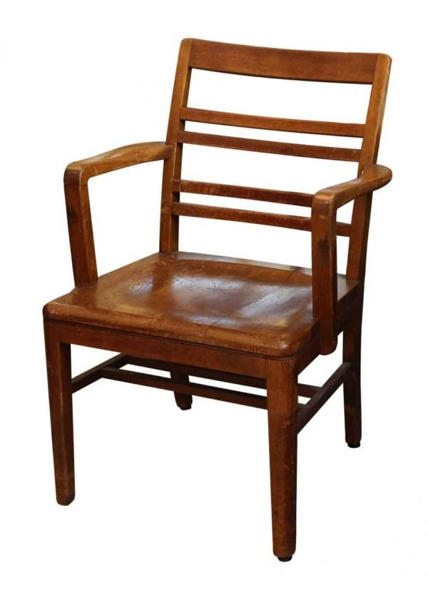 Seating - Antique Sikes Oak Chair
