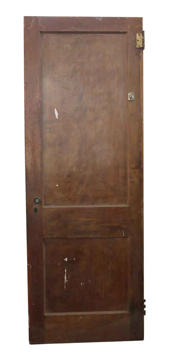Standard Doors - Dark Tone Two Panel Door