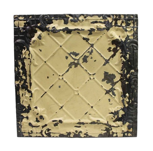 Tin Panels - Distressed Cove Antique Tin Ceiling Panel