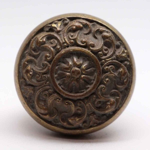 Door Knobs - Antique Bronze Italian Renaissance Door Knob