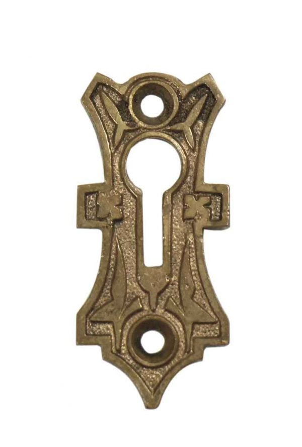 Keyhole Covers - Antique Ornate Key Hole Cover