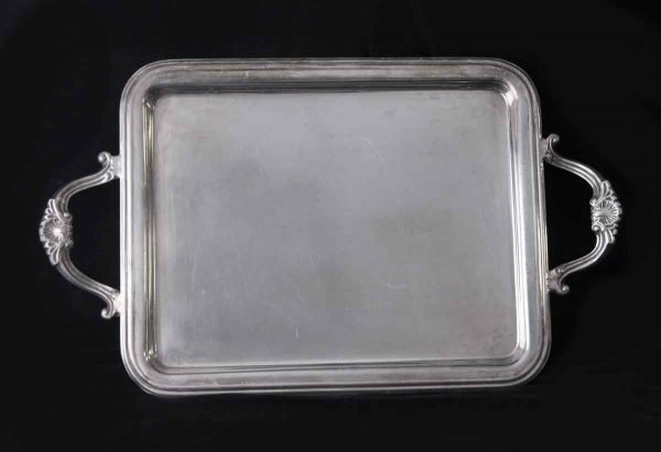 Kitchen - Salvaged Waldorf 20 in. Serving Tray with Handles