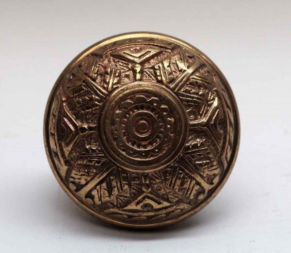 Door Knobs - Corbin Polished Bronze Vernacular Door Knob
