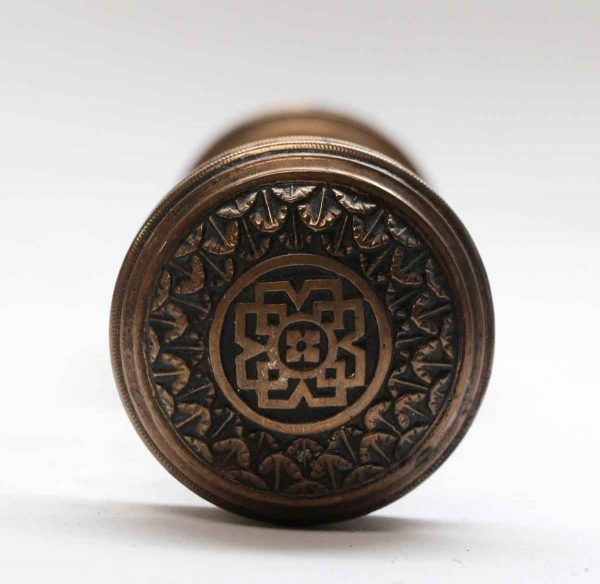 Door Knobs - Bronze Field Norwich Door Knob Set