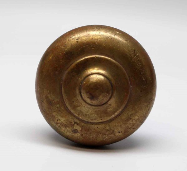 Door Knobs - Cast Brass Concentric Door Knob
