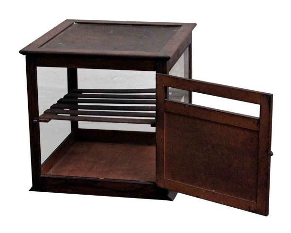 Commercial Furniture - Antique Pie Case or Showcase in Restorable Condition