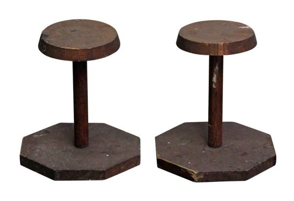 Commercial Furniture - Set of Two Hat Stands
