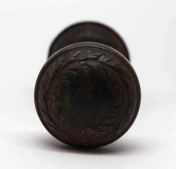 Door Knobs - Antique Iron Russell & Erwin Arcadian Door Knob Set