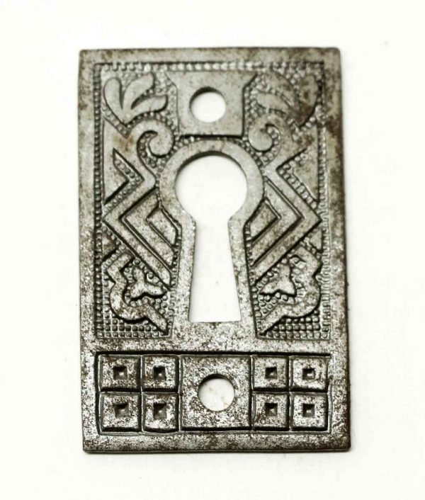 Keyhole Covers - Antique Aesthetic Cast Iron Door Keyhole Cover