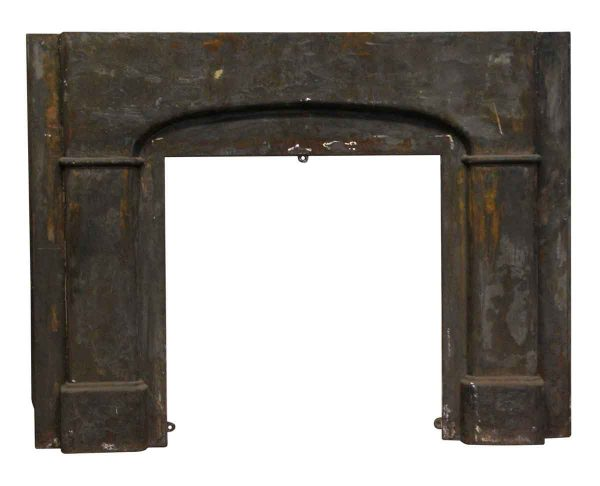 Screens & Covers - Cast Iron Turn of the Century Fireplace Insert