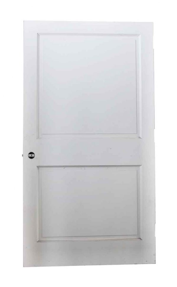 Standard Doors - Extra Wide Two Panel Door