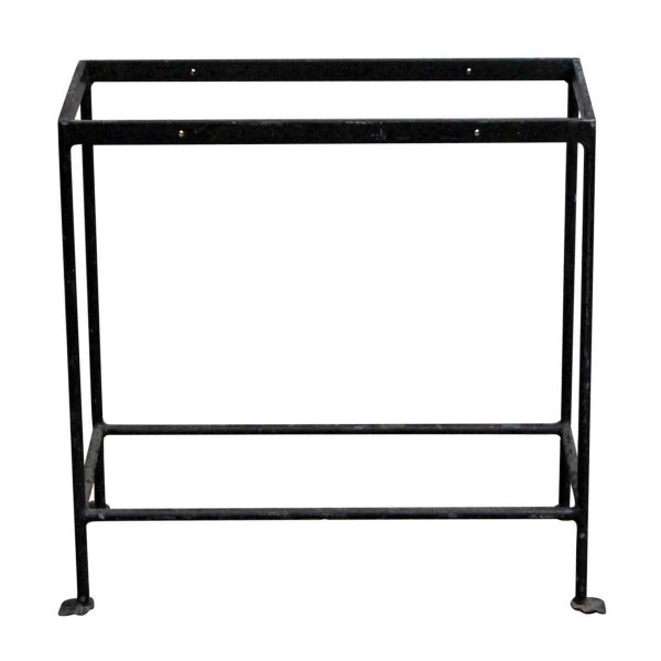 Table Bases - Vintage Wrought Iron Aquarium Stand
