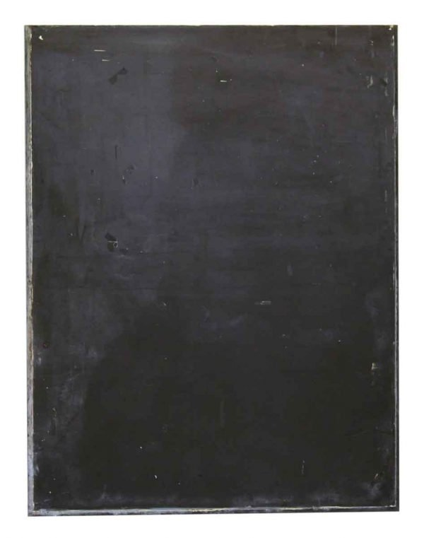 Exterior Materials - Salvaged Black Slate Sheet