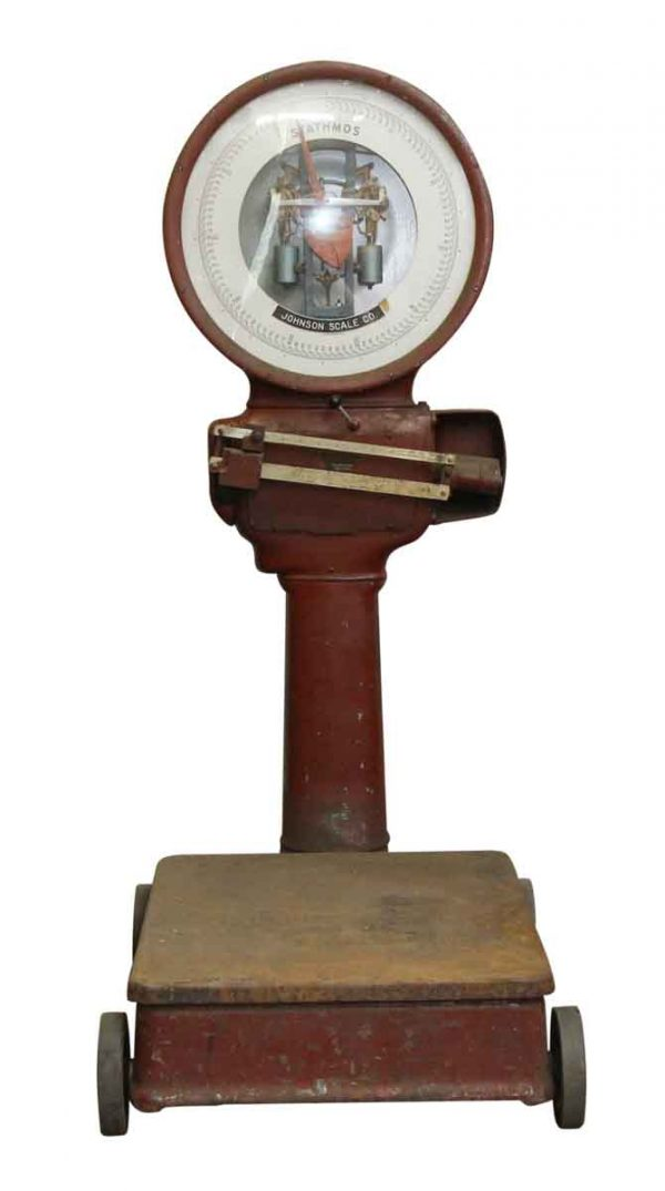 Scales - Red Johnson Scale Co. Stathmos Scale