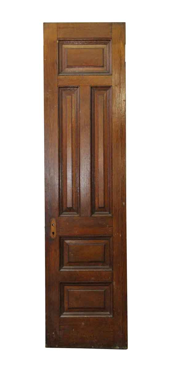 Standard Doors - American Chestnut Tall Narrow Brownstone Parlor Door