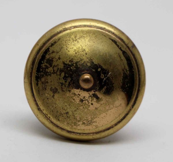 Waldorf Astoria - Single Cast Brass Drawer Knob from The Waldorf Astoria