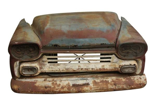 Car Fronts & Parts - S8 Chevy Apache Pick Up Truck Part