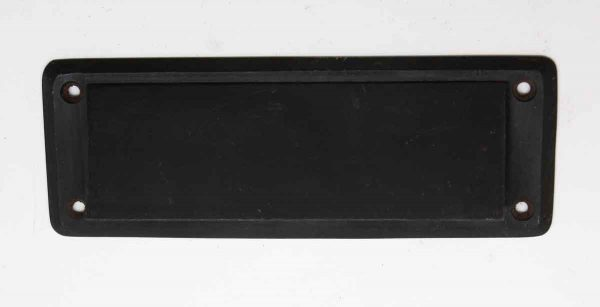 Mail Hardware - Cast Iron Vintage Mail Slot