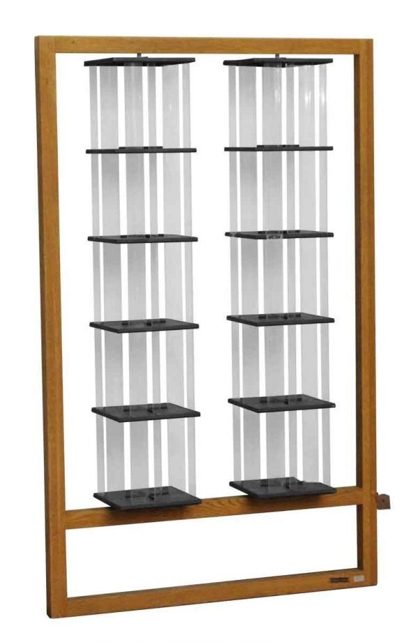Shelves & Racks - Frameworks MJid Century Display Frame with Rotating Shelves