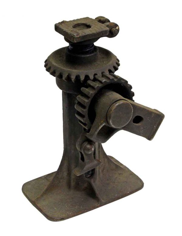 Tools - Vintage Black Cast Iron Jack
