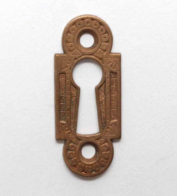 Keyhole Covers - Aesthetic Bronze Antique Keyhole Plate