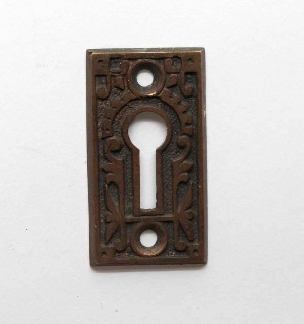 Keyhole Covers - Aesthetic Style Antique Bronze Keyhole Plate