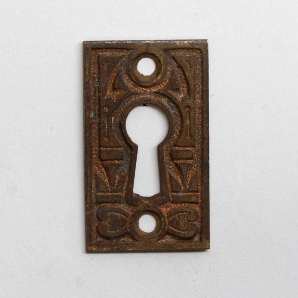 Keyhole Covers - Antique Aesthetic Bronze Keyhole Plate