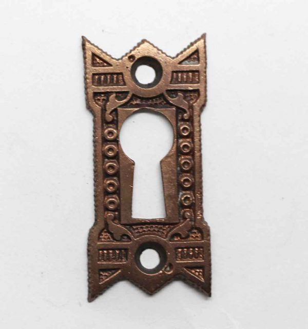 Keyhole Covers - Decorative Aesthetic Bronze Keyhole Cover