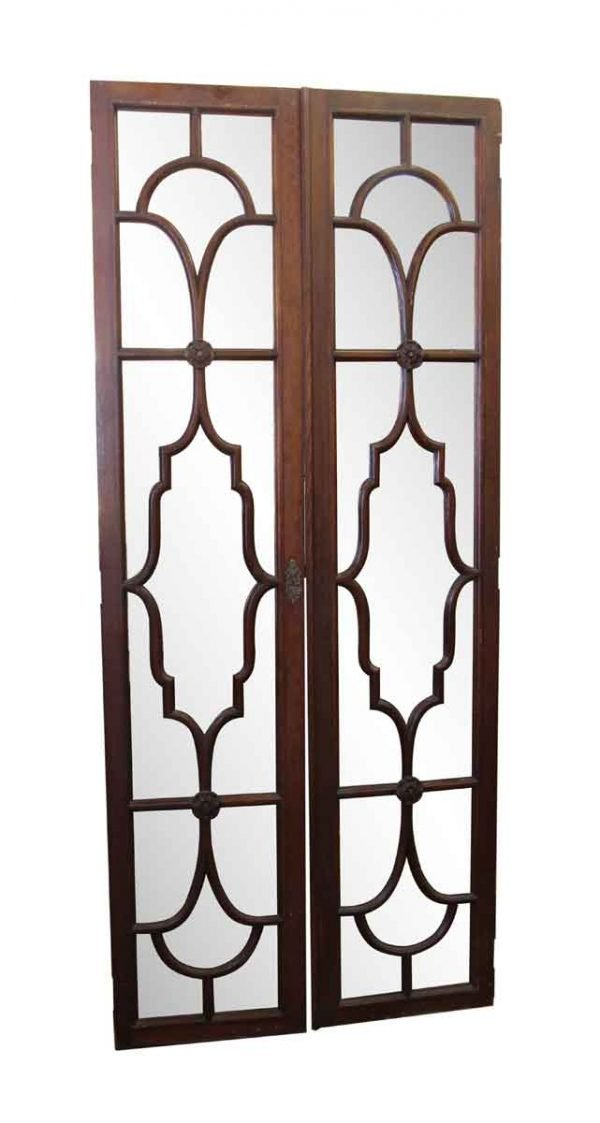 French Doors - Pair of Art Deco Interior French Doors