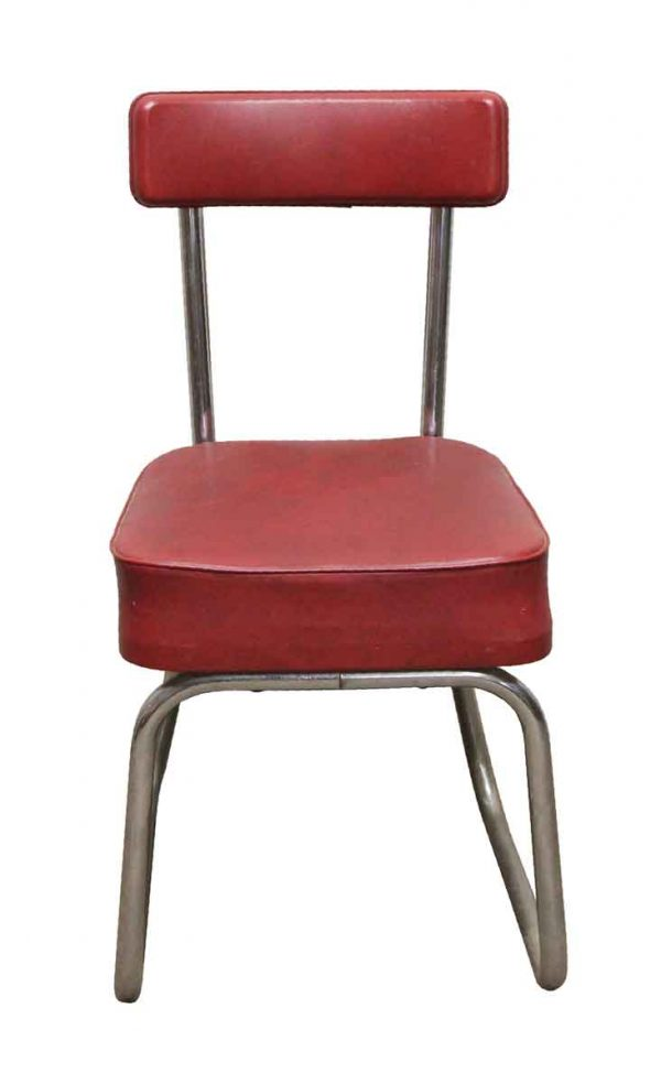 Office Furniture - European Red Strafor Chair