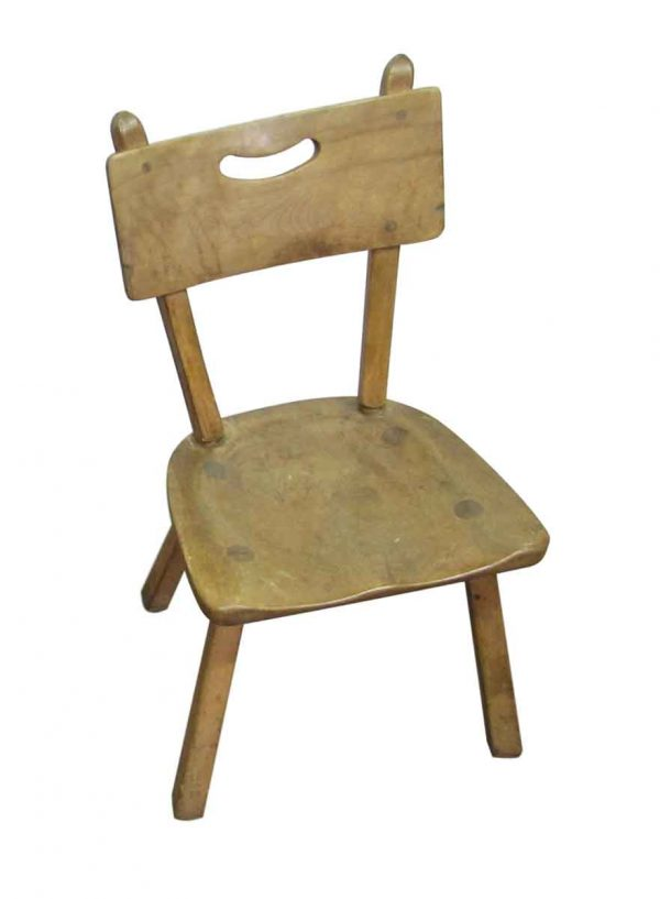 Seating - Antique Rock Maple Chair