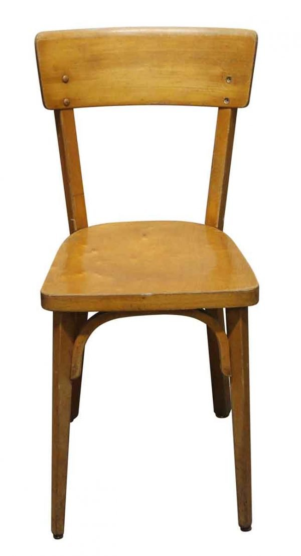 Seating - Imported Wooden Bistro Chair