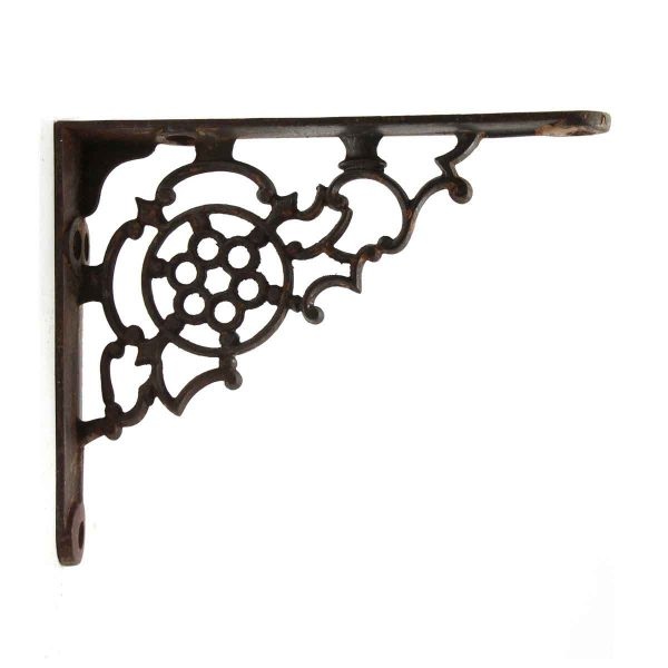 Shelf & Sign Brackets - Small Iron Antique Bracket