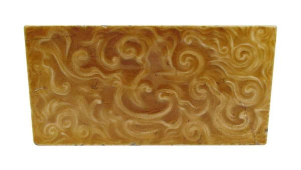 Wall Tiles - Antique Light Tan Swirly 4.25 in. Tiles