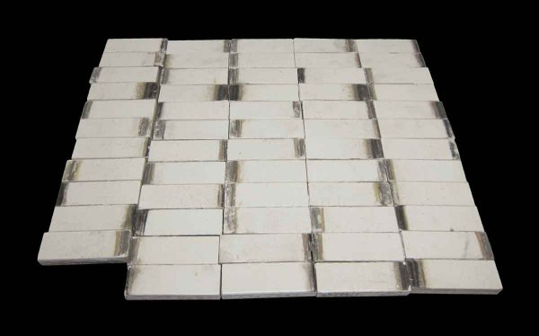 Wall Tiles - Antique White Small 3 in. Tiles