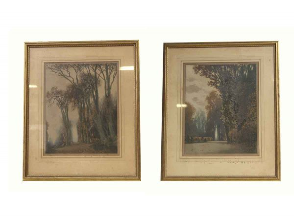 Prints  - Framed & Matted Scenic Prints