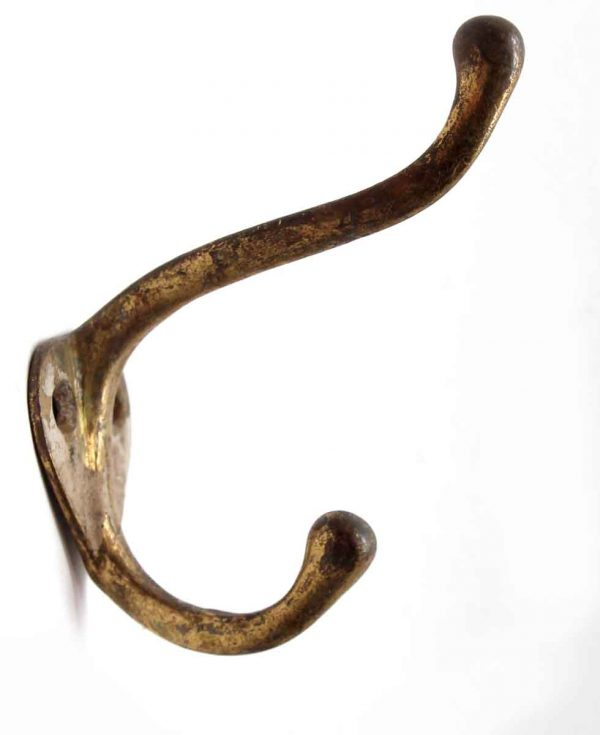 Single Hooks - Brass Vintage Wall Hook