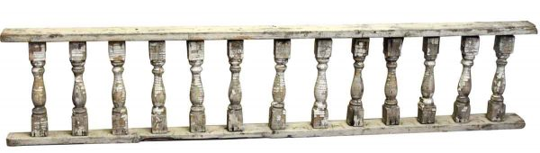 Staircase Elements - Salvaged Balustrade Balcony Railing