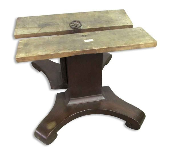 Table Bases - Pair of Wooden Table Bases