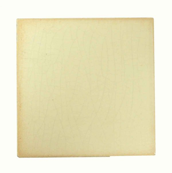 Wall Tiles - Light Yellow 4.25 in. Square Tile
