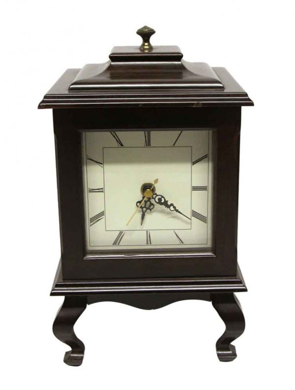 Clocks  - Used Double Sided Wood Frame Clock