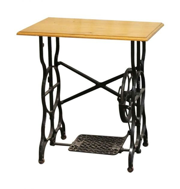 Sewing Machines - Sewing Machine Base Side Table