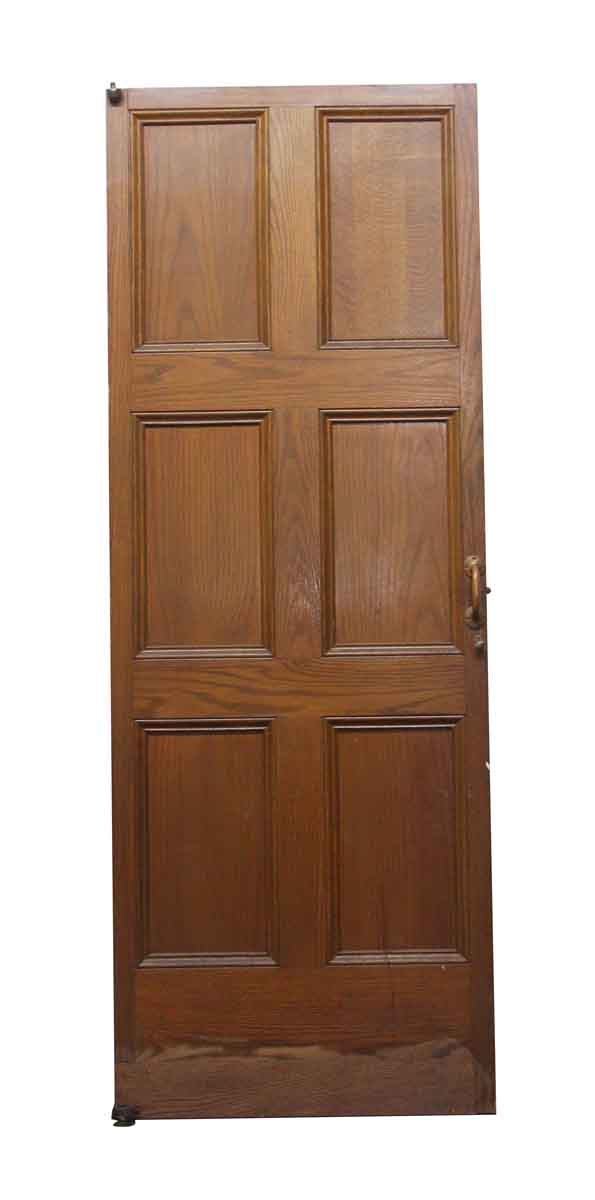 Standard Doors - 6 Panel Wooden Door